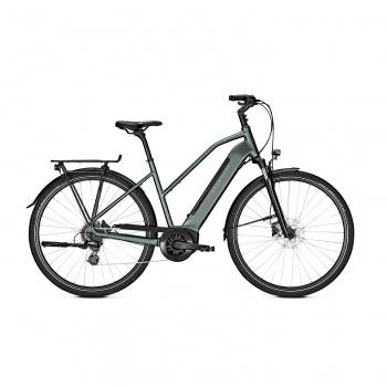 Vélo Electrique Kalkhoff Endeavour 3.B Move 400 Trapèze Vert 2021 (637526034-6) (637526034)