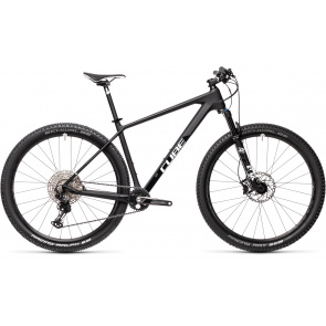 "Cube 2021 VTT 29"" Cube Reaction C:62 Race Carbone/Blanc 2021 (416300)"