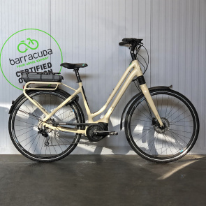 Vélo Electrique Occasion Giant Prime E+2 LDS 2017 - Medium