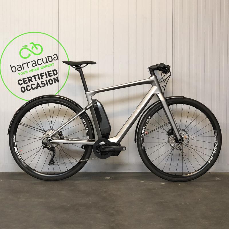 Vélo Electrique Occasion BMC Alpenchallenge AMP City One 504 Wh 2020 - Medium