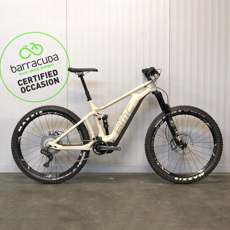 VTT Electrique Occasion BMC Trailfox AMP One 500 Wh 2018 - Medium