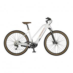 Scott 2021 Vélo Electrique Scott Sub Cross eRide 10 Lady 2021 (280804)