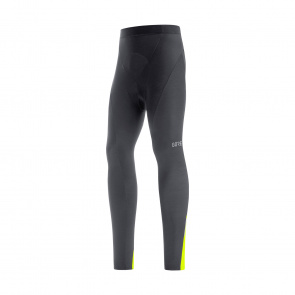 Gore Wear Collant Sans Bretelles Gore Wear C3 Thermo 2020-2021 (100649) Noir/Jaune Neon