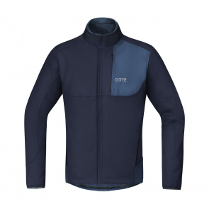 Gore Wear Gore Wear C5 Windstopper Thermo Trail Jas Orbit/Blauw 2021-2021 (100376-AUAH)