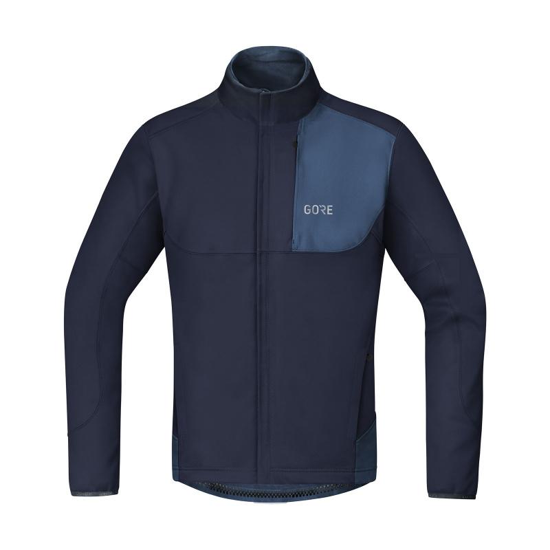 Veste Gore Wear C5 Windstopper Thermo Trail Orbit/Blue 2020-2021 (100376-AUAH)