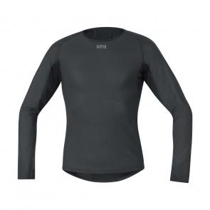 Gore Wear Gore Wear GWS Ondershirt met Lange Mouwen Zwart 2021-2021 (100324-9900)