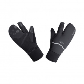 Gore Wear Gants Gore Wear GTX Infinium Thermo Split Noir 2020-2021 (100656-9900)