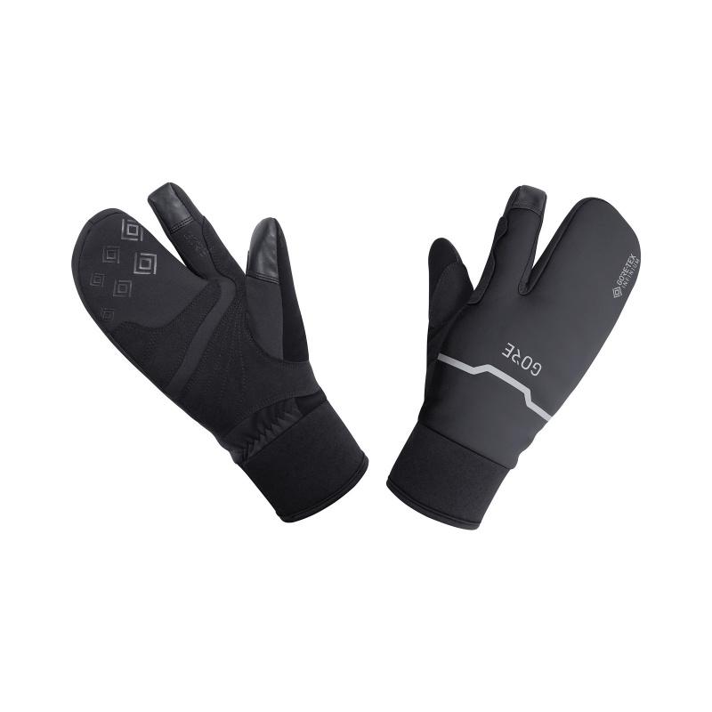 Gants Gore Wear GTX Infinium Thermo Split Noir 2020-2021 (100656-9900)