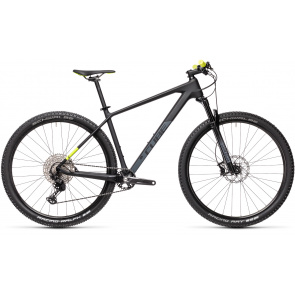 "Cube 2021 VTT 29"" Cube Reaction C:62 Pro Carbone/Jaune 2021 (416100)"