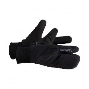 Craft Craft Split Finger Handschoenen Zwart 2021-2021 (1909891-999000)
