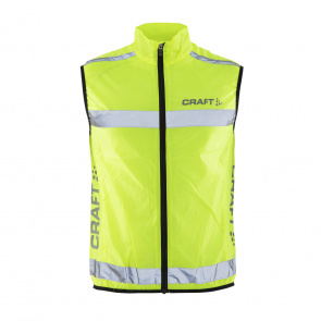 Craft Veste SM Craft Visibility Jaune Fluo 2020-2021 (192480)