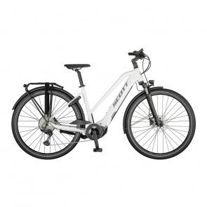 Scott 2021 Scott Sub Sport eRide 10 Lady Elektrische fiets  2021
