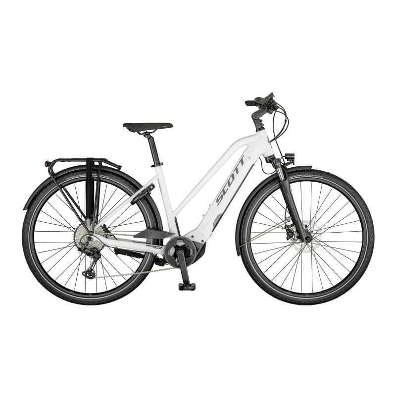 Scott Sub Sport eRide 10 Lady Elektrische fiets  2021