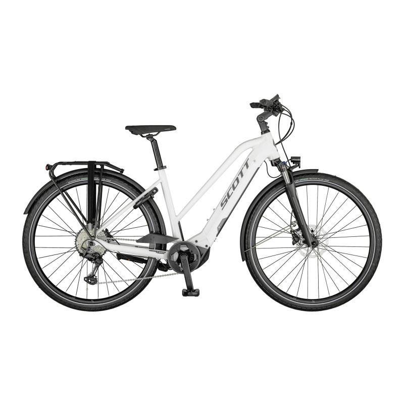 Vélo Electrique Scott Sub Sport eRide 10 Lady 2021 (280777)
