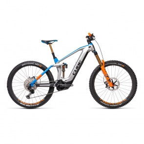 "Cube 2021 VTT Electrique 27,5"" Cube Stereo Hybrid 160 Action Team 625 Nyon 2021 (437257)"