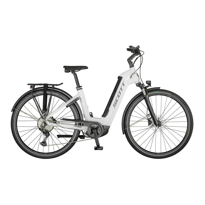 Vélo Electrique Scott Sub Sport eRide 10 Unisex 2021 (280778)