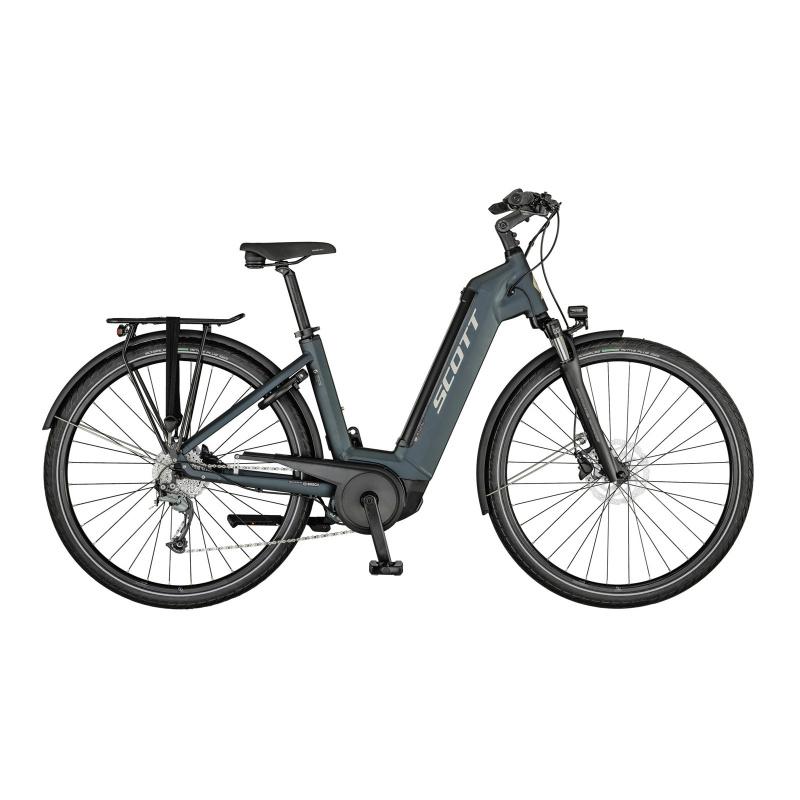 Vélo Electrique Scott Sub Tour eRide 20 Unisex 2021 (280790)