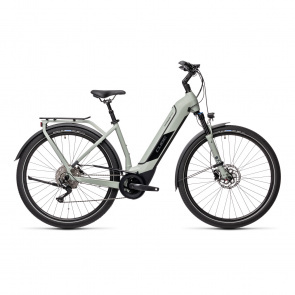 Cube 2021 Vélo Electrique Cube Kathmandu Hybrid Pro 500 Easy Entry Gris 2021 (431211)