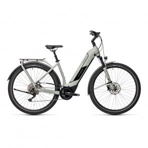 Cube 2021 Vélo Electrique Cube Kathmandu Hybrid Pro 625 Easy Entry Gris 2021 (431212)