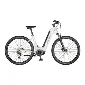 Scott 2021  Scott Sub Cross eRide 10 Unisex Elektrische fiets 2021