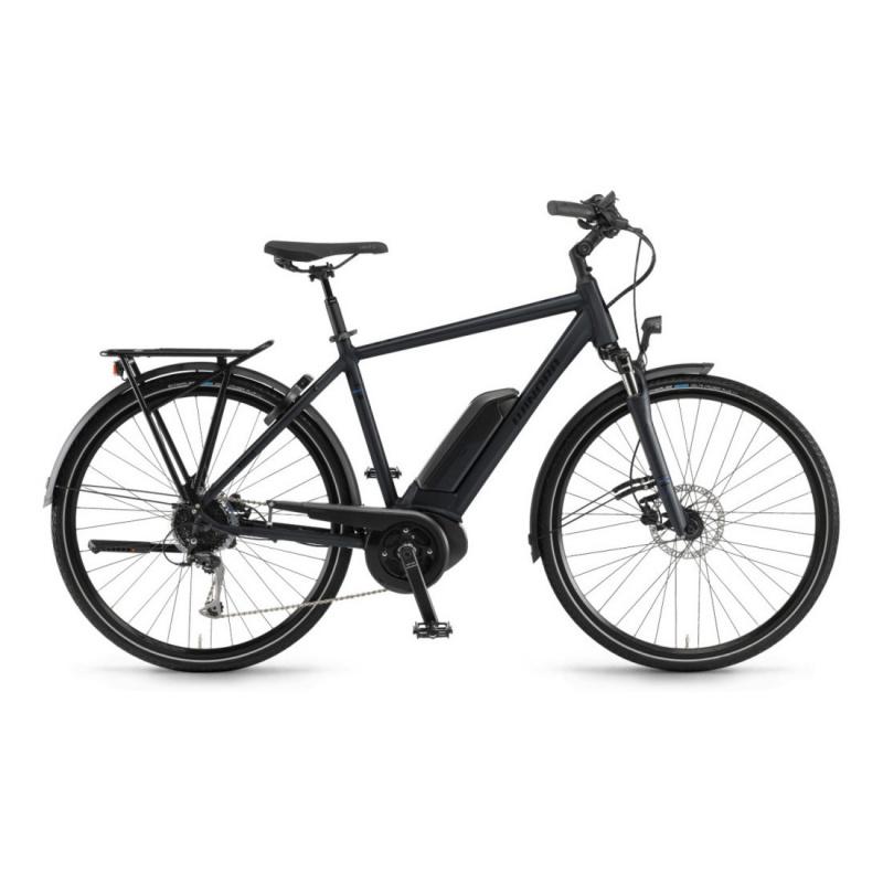Vélo Electrique Winora Tria 10 500 Graphite 2021 (44280100) (4428010048)