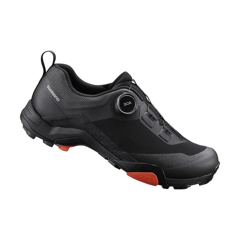 Chaussures VTT MT701 Noir 2019-2020