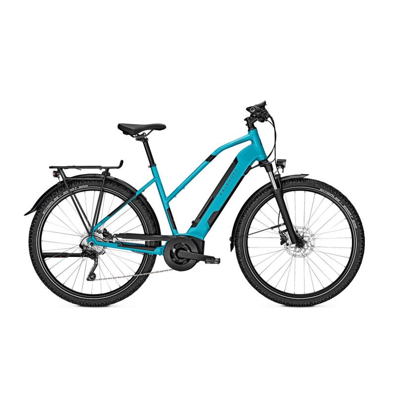 Vélo Electrique Kalkhoff Entice 3.B Advance 500 Trapèze Bleu Mat 2021 (641527325-7) (641527325)