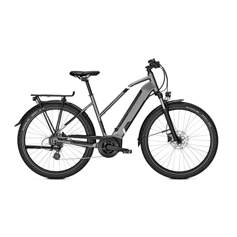 Vélo Electrique Kalkhoff Entice 3.B Move 500 Trapèze Gris 2021 (641527345-7) (641527347)