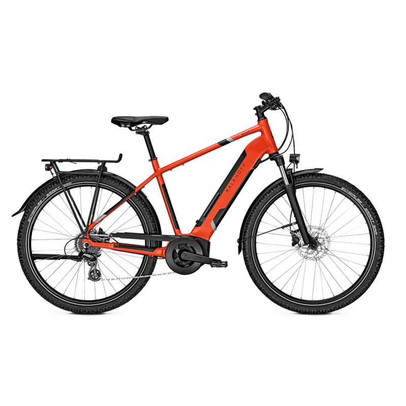 Vélo Electrique Kalkhoff Entice 3.B Move 500  Rouge 2021 (641527361-5) (641527361)