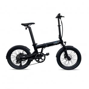 EOVOLT Vélo Electrique Pliable Eovolt Confort X Noir Onyx  (EVO6-7)