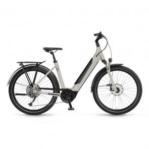 Winora 2021 Vélo Electrique Winora Sinus 9 i625 Easy Entry Blanc 2021 (440941)