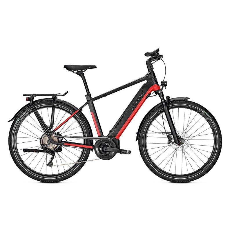 Vélo Electrique Kalkhoff Endeavour 5.B Move+  625  Rouge / Noir 2021 (641528101-4)