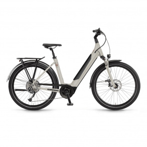 Winora 2021 Vélo Electrique Winora Sinus 9 i625 Easy Entry Gris Foncé Mat 2021 (440921) (44092146)
