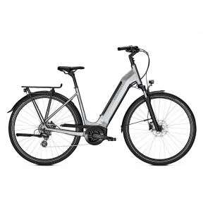 Kalkhoff 2021 Vélo Electrique Kalkhoff Endeavour 3.B Move 500 Easy Entry Argent 2021 (637527027-9)