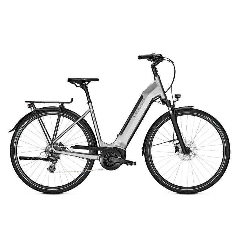 Vélo Electrique Kalkhoff Endeavour 3.B Move 500 Easy Entry Argent 2021 (637527027-9) (637527027)