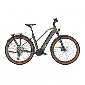 Kalkhoff 2021 Vélo Electrique Kalkhoff Entice 5.B Advance+ 625 Trapèze Vert/Noir 2021 (641528225-7) (641528225)