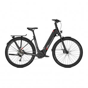Kalkhoff 2021 Vélo Electrique Kalkhoff Entice 5.B Season 625 Easy Entry Noir Mat 2022 (641528295-8)  (641528295)