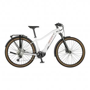 Scott 2022 Vélo Electrique Scott Axis eRide 10 Lady 2021