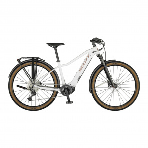 Scott 2022 Vélo Electrique Scott Axis eRide 10 Lady 2022  (280763)