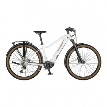 Vélo Electrique Scott Axis eRide 10 Lady 2022  (280763)