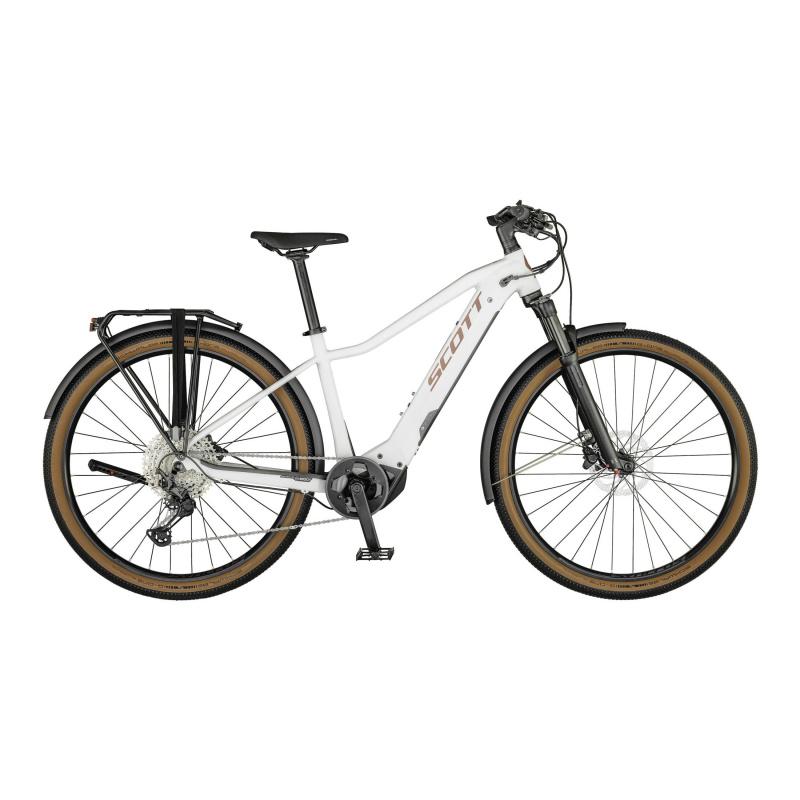 Vélo Electrique Scott Axis eRide 10 Lady 2021 (280763)