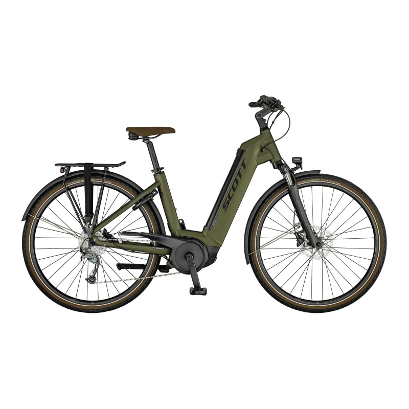 Vélo Electrique Scott Sub Tour eRide 30 Unisex 2021 (280793)