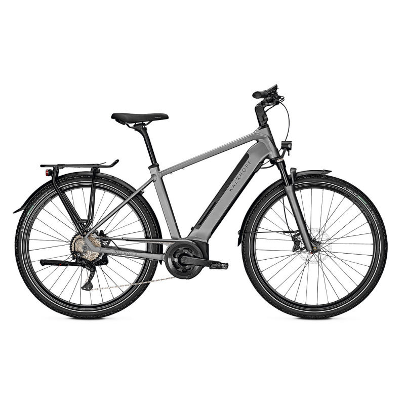 Vélo Electrique Kalkhoff Entice 3.B Move 500 Easy Entry Gris 2021 (64152735-7) (641527355)