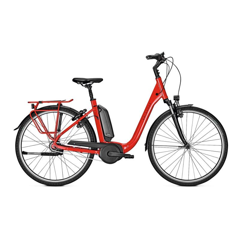 Vélo Electrique Kalkhoff Agattu 1.B Advance 500 Easy Entry Rouge 2021 (641527656-8) (641527656)