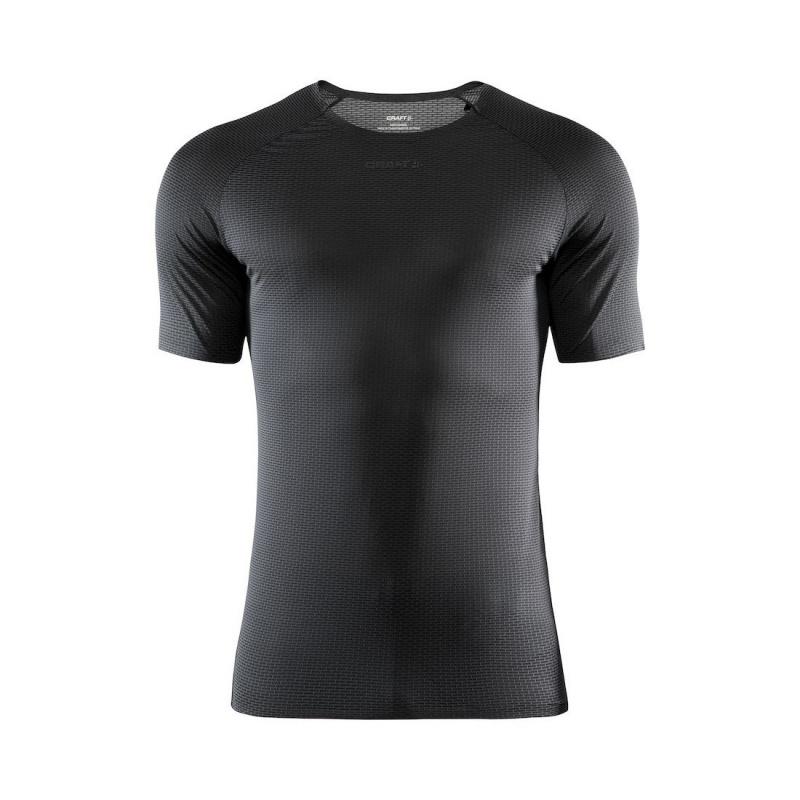 Sous-vêtement Manches Courtes Craft Pro Dry Nanoweight 2021 Noir (1908851-999000)