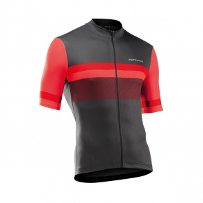 Northwave Maillot Northwave MC Origin Anthracite/Rouge 2021 (89211035)