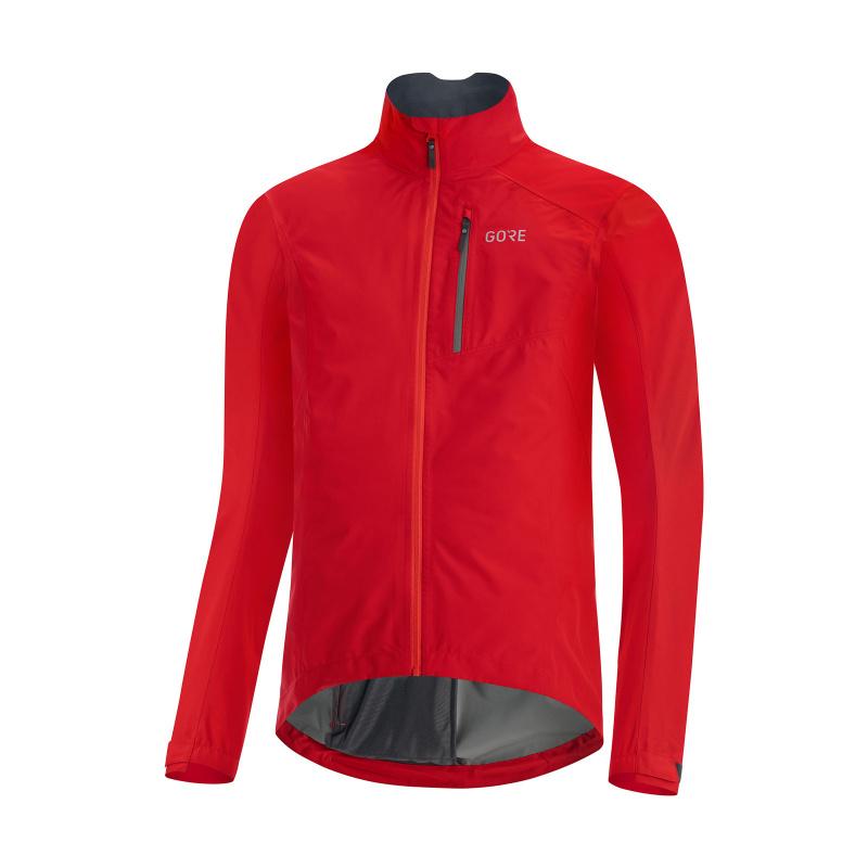 Veste Gore Wear GTX Paclite Rouge 2021 (100651-3500)