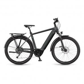 Winora 2021 Vélo Electrique Winora Sinus 9 i625 Gris Foncé Mat 2021 (440881)
