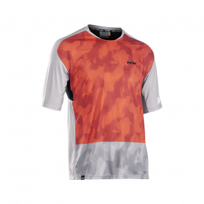 Northwave Maillot Northwave MC Edge Gris/Orange 2021 (89201302)