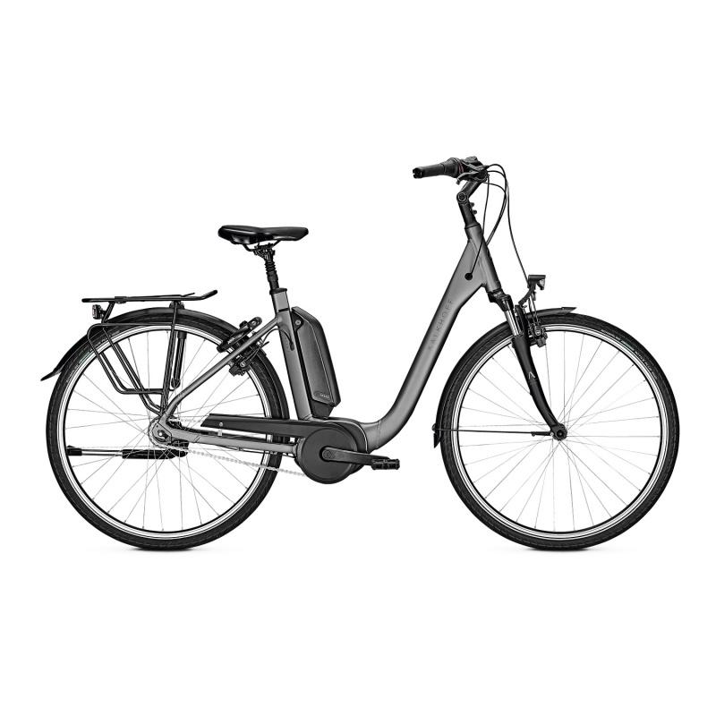 Vélo Electrique Kalkhoff Agattu 1.B Move 400 Easy Entry Gris 2021 (641526687-9) (641526687)